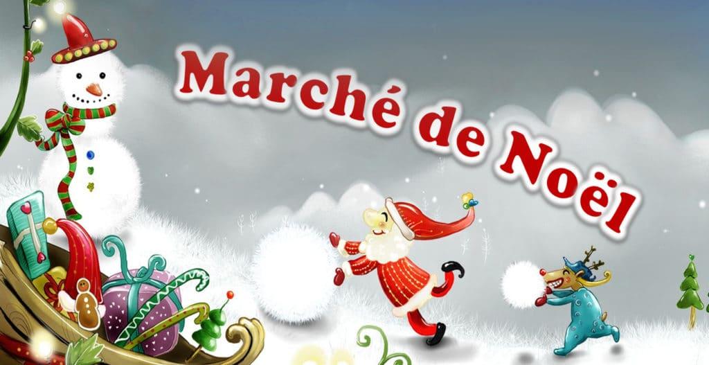 EAU Vive marché de Noël